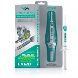 XADO Revitalizant EX120 para todos los tipos de equipos de combustible y sistemas de inyección de combustible