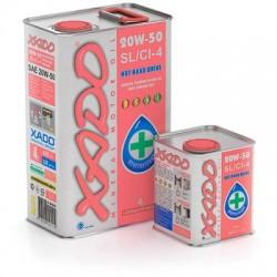 XADO Atomic Oil 20W-50 SL/CI-4